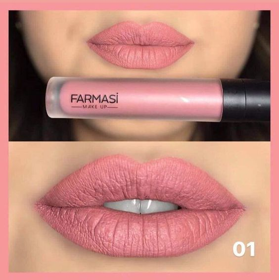 farmasi,halal lipstick,halal makeup,Turkish makeup,Turkish cosmetic brands,vegan lipstick,Muslim makeup,Muslim lipstick,balm,matte,shine,metallic